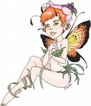 Butterfly Girl by MysticReflections