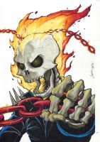 Ghostrider by camillo1988
