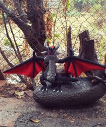 Dragon to wait for Game of Thrones by suffhie
