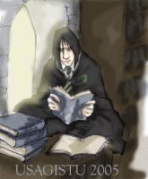 Young Severus for Perselus by usagistu