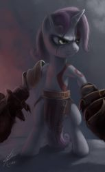 Ghost of Equestria by RaikohIllust