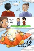 IT'S AANG by Limebro