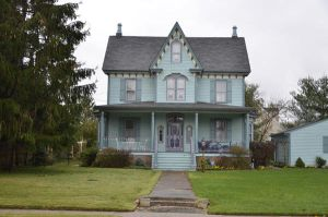 Victorian House 02 by FairieGoodMother
