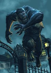Victorian Wolfman 2018 by Onikaizer