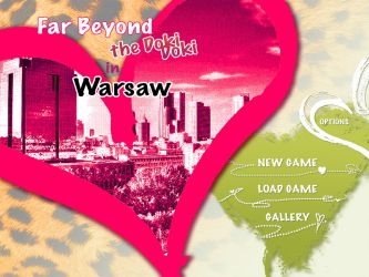 Far Beyond the Doki Doki in Warsaw - game download by Kaireen-chan