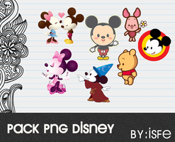 Pack Png Disney by Isfe