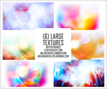 Large Abstract Textures by bitterendings