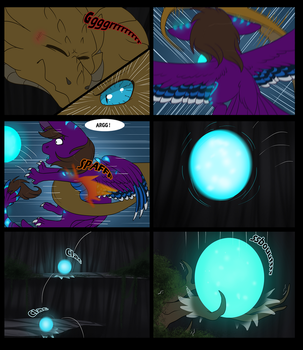 Girganar Adventure The electric stone page 11 by Anais-thunder-pen