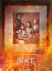 Alice Asylum: The Liddell Family by OmriKoresh