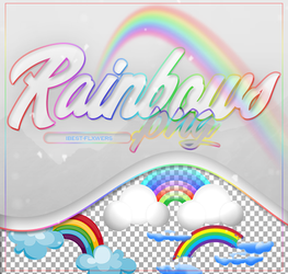 +//Rainbows.png//free by ibest-flxwers