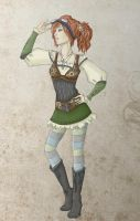 Steampunk by RadioactiveMushroom1