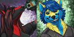 Coupleoicons by Rageaholic7898