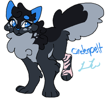 /Cinderpelt/Fan art by Winelys-11