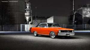 1975 Dodge by AmericanMuscle