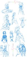 Ruth Designs Compilation 1 - DxF by The-Ez