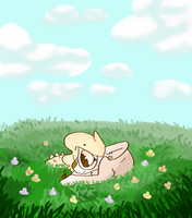 I really wish it was nice out by OrangeJuicee