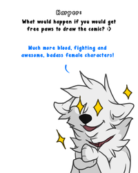 Ask from the character - part 7 by harperthecomic