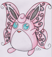 Old Pokemon, New Type 13: Wigglytuff
