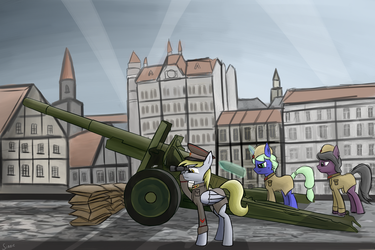 Before the storm by SinniePony