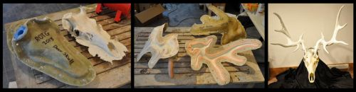 The Hunter Mould Making by CB-FX