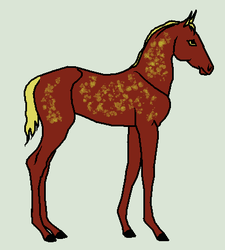 Mystery Halloween Adopt #2 - WildForests-Stables by mkayswritings