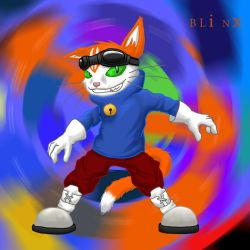 Blinx: The Time Sweeper by Ericwolf