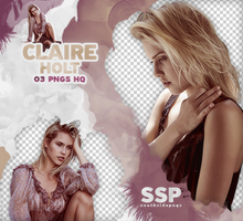 Png Pack 3853 - Claire Holt by southsidepngs