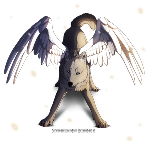 :Becoming a Legend: Commission for PittheKidIcarus by StormAndFreedom