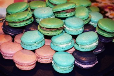 Macaroons by CosySister