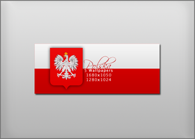 Polska Wallpaper by SovietNinja