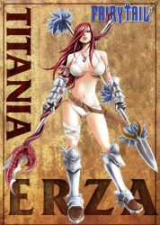 erza the titania by blades123