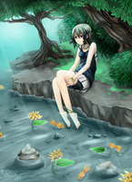 By the Riverbend by Nakubi