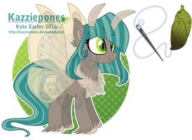Proxy MLP OC Auction [CLOSED] by Kazziepones