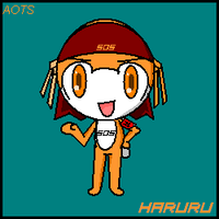 Suzumiya Haruhi as a Keronian by aces-of-the-sky