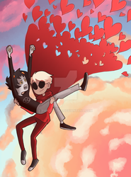 davekat, which is canon by pantyslime