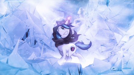 Shining Ice by Mithandir730