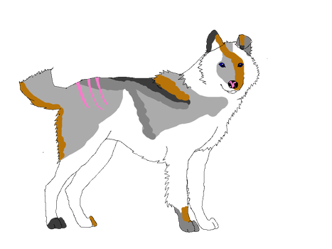 Kylie ref for Lost-Athens by lykaios96