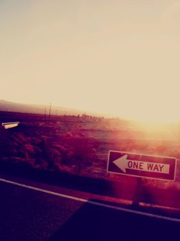 One Way by pinkparis1233