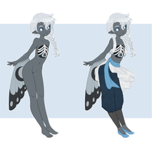 [CLOSED]VK: Aesthetic Adopt|Day 25 by SkyJynx