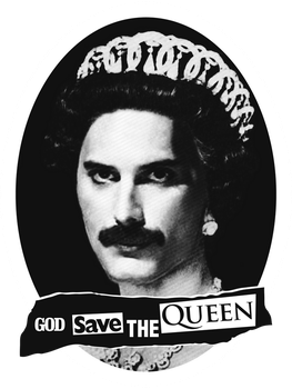 God Save the Queen by BiggStankDogg