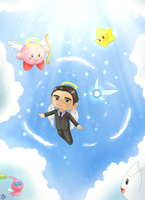 Thanks for Playing with Us, Iwata by RingoAndou
