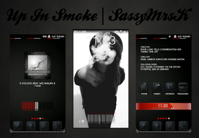 Up In Smoke by SassyMrsK