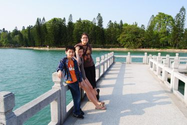 Lakeside Park Kaohsiung by Mehoaido