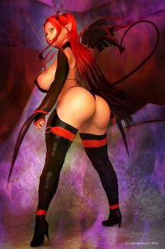 Succubus Got Back by larsmidnatt