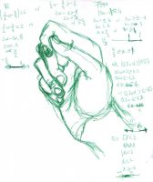 Enlightenment by the Hand of Math by IdanCarre