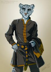 Zilar Northern Prince by ClaireLyxa