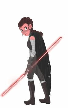 Sith Rey by flybynite19