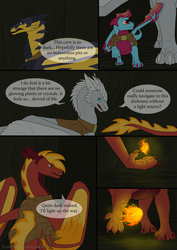 PL: Ch.5 Courage of the cowardly dragon - page 32 by RusCSI