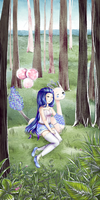 [CE] Peaceful Forest by WonderfulMelody8