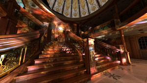 RealGel with Grand Staircase by Pret-A-3D